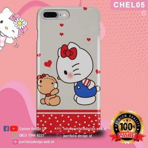 Casing hp karakter hello kitty CHEL05