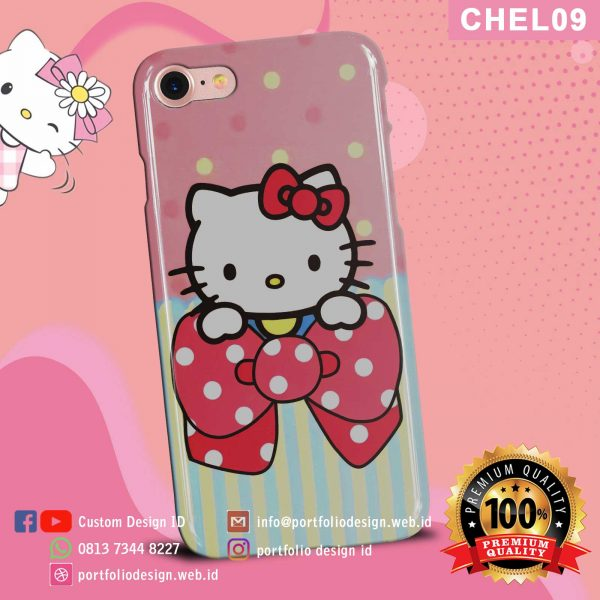 Casing hp karakter hello kitty CHEL09
