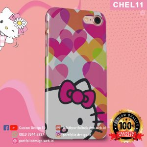 Casing hp karakter hello kitty CHEL11