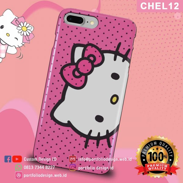 Casing hp karakter hello kitty CHEL12