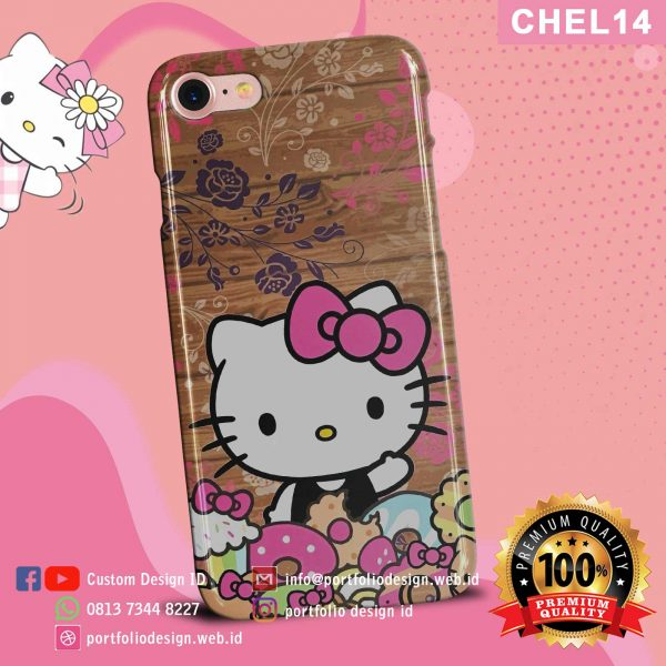 Casing hp karakter hello kitty CHEL14