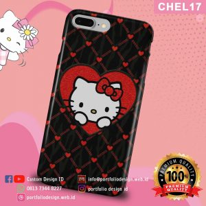 Casing hp karakter hello kitty CHEL17