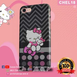 Casing hp karakter hello kitty CHEL18