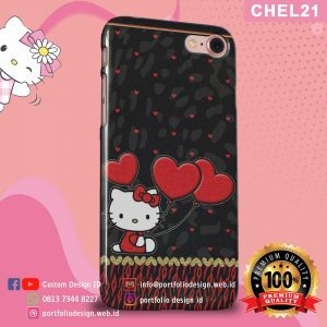 Casing hp karakter hello kitty CHEL21