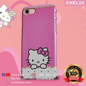 Casing hp karakter hello kitty CHEL23