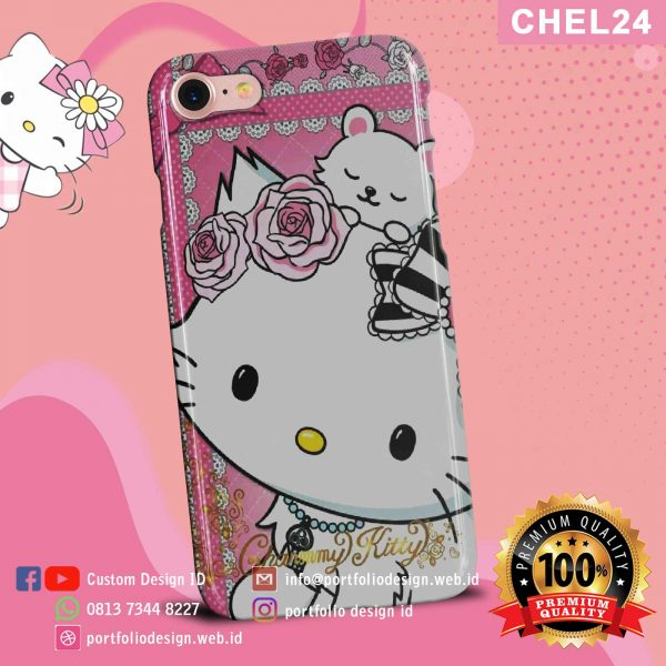 Casing hp karakter hello kitty CHEL24