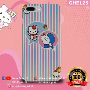 Casing hp karakter hello kitty CHEL25