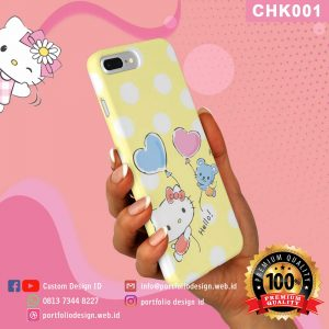 Casing hp karakter hello kitty CHK001