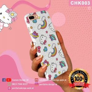 Casing hp karakter hello kitty CHK003
