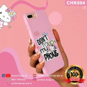 Casing hp karakter hello kitty CHK004