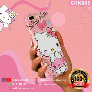 Casing hp karakter hello kitty CHK005