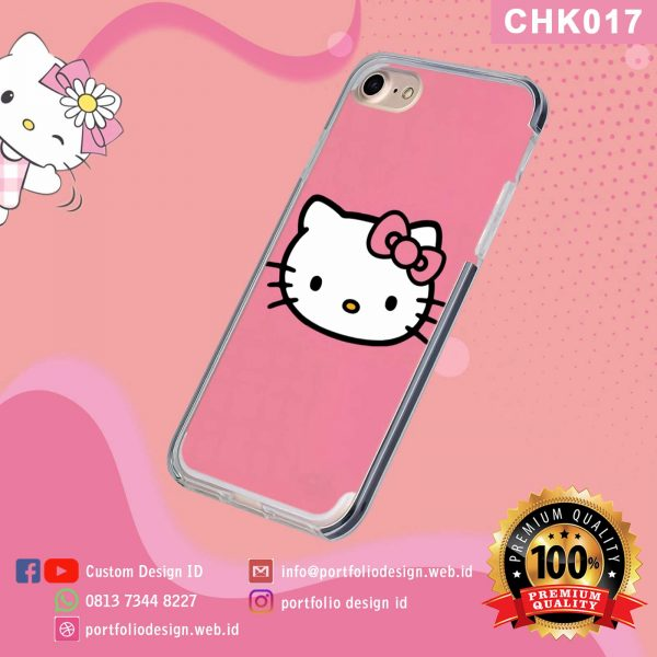 Casing hp karakter hello kitty CHK017