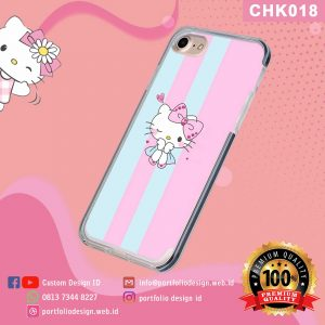 Casing hp karakter hello kitty CHK018