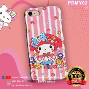 Casing hp karakter my melody PDMY02