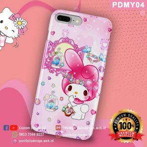 Casing hp karakter my melody PDMY04