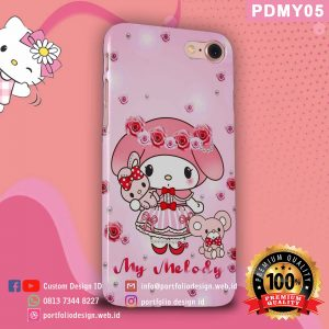 Casing hp karakter my melody PDMY05